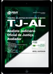 Download Apostila TJ-AL PDF - Analista Judiciário - Oficial De Justiça Avaliador
