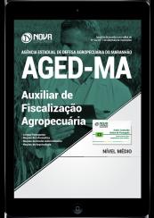 Download Apostila AGED-MA PDF - Auxiliar de Fiscalização Agropecuária