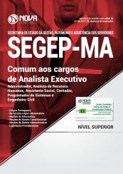 Apostila SEGEP-MA - Comum aos cargos de Analista Executivo