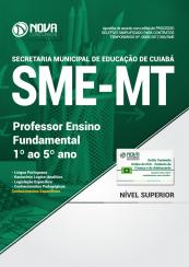 Apostila SME-MT - Professor Ensino Fundamental (1º ao 5º ano)