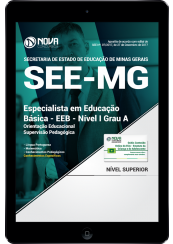 Download Apostila SEE-MG PDF - EEB - Nível I Grau A: Orientação Educacional/Supervisão Pedagógica