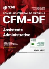 Apostila CFM-DF - Assistente Administrativo