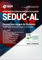 Apostila SEDUC-AL - Comum aos Cargos de Professor