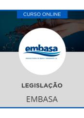Curso Online EMBASA - Legislação