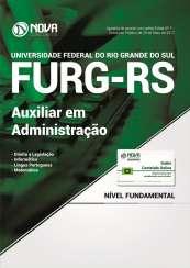 Apostila FURG-RS - Auxiliar em Administração