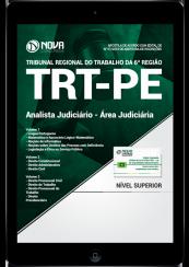 Download Apostila TRT-PE PDF - Analista Judiciário - Área Judiciária