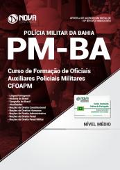 Apostila PM-BA (CFO) - Curso de Formação de Oficiais Auxiliares Policiais Militares