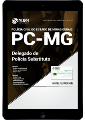 Download Apostila PC-MG PDF - Delegado Substituto