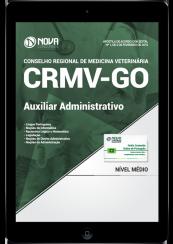 Download Apostila CRMV-GO PDF - Auxiliar Administrativo