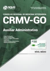 Apostila CRMV-GO - Auxiliar Administrativo