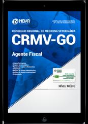 Download Apostila CRMV-GO PDF - Agente Fiscal