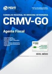 Apostila CRMV-GO - Agente Fiscal