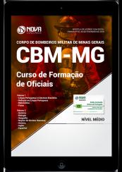 Download Apostila CBM-MG PDF - Curso de Formação de Oficiais