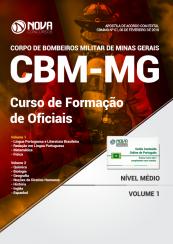 Apostila CBM-MG - Curso de Formação de Oficiais