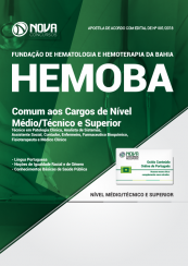 Apostila HEMOBA - Comum aos Cargos de Nível Médio/Técnico e Superior