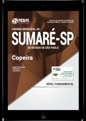 Download Apostila Câmara de Sumaré - SP PDF - Copeira