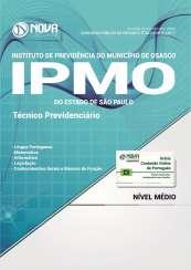 Apostila IPMO-SP - Técnico Previdenciário