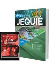 Apostila Prefeitura de Jequié - BA - Comum aos cargos de Professor