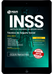 Download Apostila INSS PDF - Técnico do Seguro Social