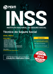 Apostila INSS - Técnico do Seguro Social