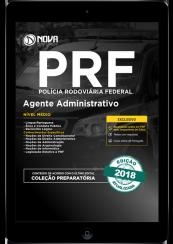 Download Apostila PRF PDF- Agente Administrativo