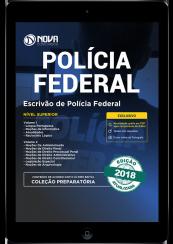 Download Apostila PF PDF - Escrivão de Polícia Federal