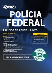 Apostila PF - Escrivão de Polícia Federal
