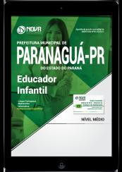 Download Apostila Prefeitura de Paranaguá - PR PDF - Educador Infantil