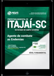 Download Apostila Prefeitura de Itajaí - SC PDF - Agente de Combate as Endemias