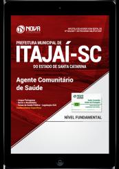 Download Apostila Prefeitura de Itajaí - SC PDF - Agente Comunitário de Saúde