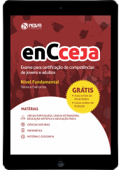 Download Apostila ENCCEJA PDF 2018 - Ensino fundamental