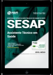 Download Apostila SESAP-RN PDF - Assistente Técnico em Saúde
