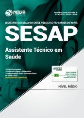 Apostila SESAP-RN - Assistente Técnico em Saúde