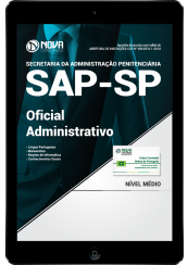 Download Apostila SAP-SP PDF - Oficial Administrativo
