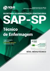 Apostila SAP-SP - Técnico de Enfermagem