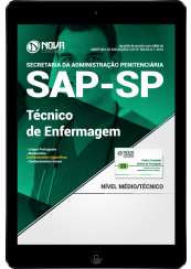 Download Apostila SAP-SP PDF - Técnico de Enfermagem