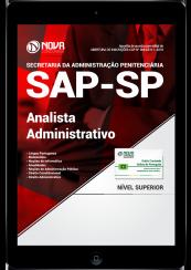 Download Apostila SAP-SP PDF - Analista Administrativo