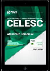 Download Apostila CELESC PDF - Atendente Comercial