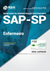 Apostila SAP-SP - Enfermeiro