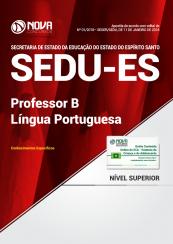 Apostila SEDU-ES - Professor P - Língua Portuguesa
