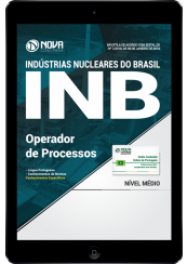Download Apostila INB PDF - Operador de Processos