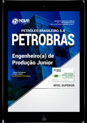 Download Apostila PETROBRAS PDF - Engenheiro(a) de Produção Júnior
