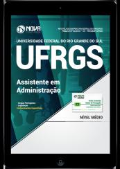 Download Apostila UFRGS PDF - Assistente em Administração