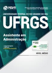 Apostila UFRGS - Assistente em Administração