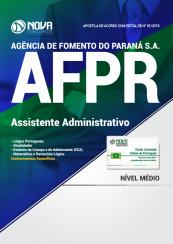 Apostila AFPR - Assistente Administrativo