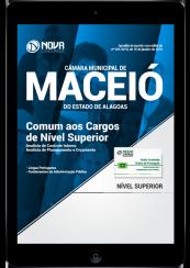 Download Apostila Câmara Municipal de Maceió- AL PDF - Comum aos Cargos de Nível Superior