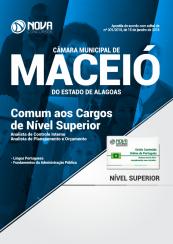 Apostila Câmara Municipal de Maceió- AL - Comum aos Cargos de Nível Superior