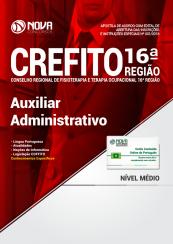 Apostila CREFITO 16ª Região - Auxiliar Administrativo