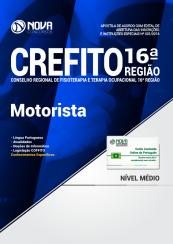 Apostila CREFITO 16ª Região - Motorista