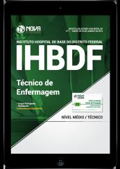 Download Apostila IHBDF PDF - Técnico de Enfermagem